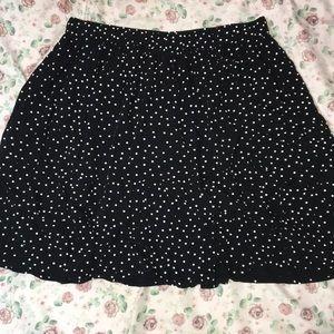 NWT❗️ Abercrombie & Fitch polkadots skirt ❤️